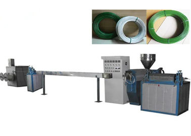 Colourful Plastic PVC Powder Coating Line , PVC Coating Plant Digital Controll